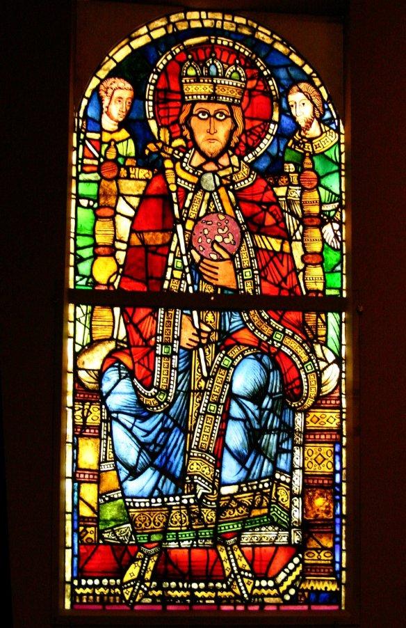 Kirchenfenster Kaeswurst