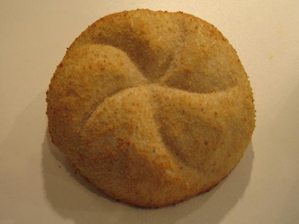 7 Semmel gebacken