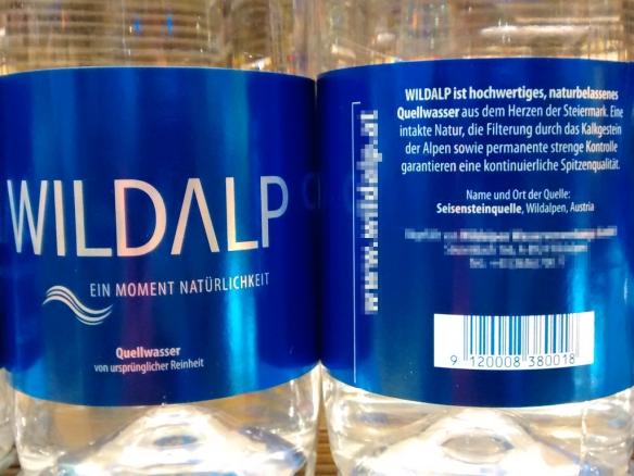 Wildalp Wasser