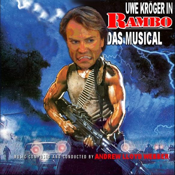 Rambo - Das Musical - Plakat