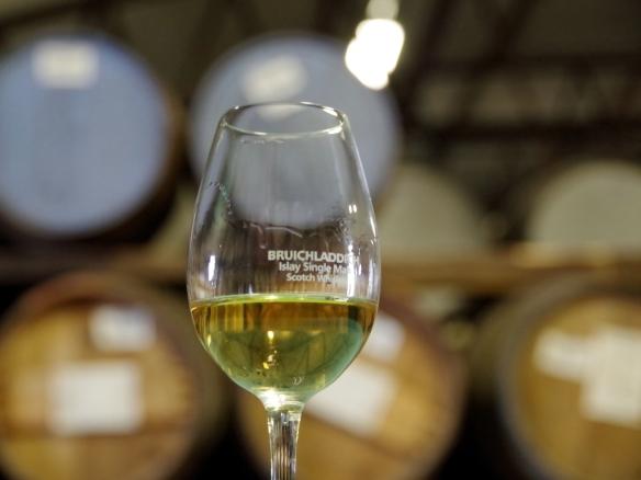 Bruichladdich Whiskyverkostung