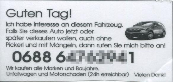 141-motorschaden