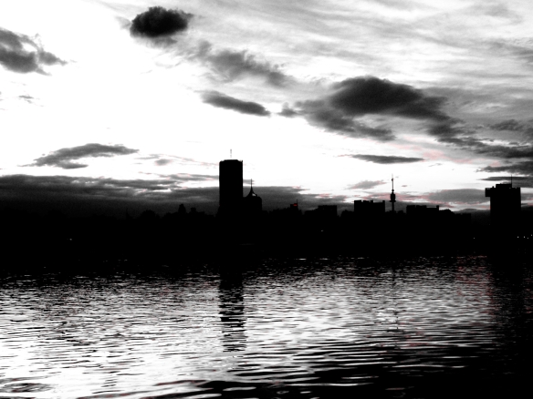 Alte-Donau-Abends
